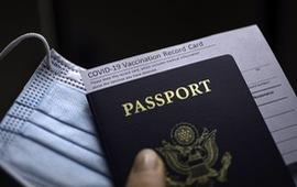 "Canada ủng hộ khái niệm ""hộ chiếu vaccine"""