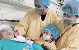 Tạng hiến của người cha đơn thân chết não hồi sinh 4 người