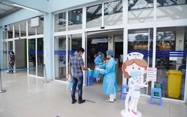 Bệnh viện K xét nghiệm SARS-CoV-2 cho toàn bộ nhân viên, tăng cường biện pháp phòng dịch