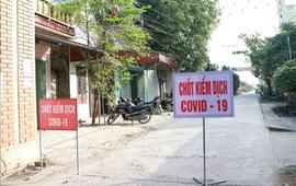 Hưng Yên: 3 người cùng thôn mắc COVID-19