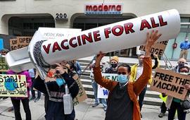 Mỹ ủng hộ dỡ bỏ bản quyền vaccine ngừa COVID-19