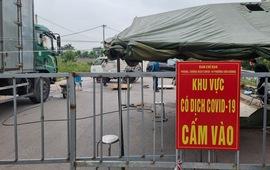 Giãn cách xã hội thành phố Bắc Ninh từ 6h ngày 18/5