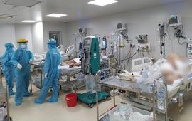 Tình hình điều trị 14 bệnh nhân COVID-19 nặng tại TP. Hồ Chí Minh