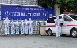 TP. Hồ Chí Minh: Thêm 2 bệnh viện tiếp nhận và điều trị bệnh nhân COVID-19