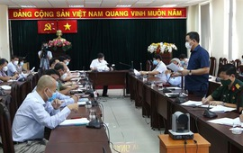 Quận Gò Vấp đề nghị nới lỏng việc giãn cách xã hội