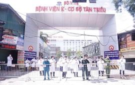 Gỡ bỏ phong toả Bệnh viện K cơ sở Tân Triều