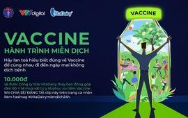 """Bộ Y tế phát động chương trình """"Vaccine - Hành trình miễn dịch"""""""