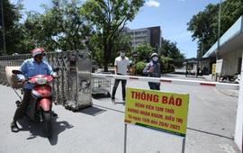 Hà Nội: 3 bệnh viện tiếp nhận bệnh nhân từ Bệnh viện Đa khoa Đức Giang