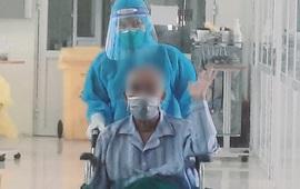 Bệnh nhân COVID-19 nặng, nguy kịch tại Bệnh viện Bệnh nhiệt đới Trung ương được xuất viện