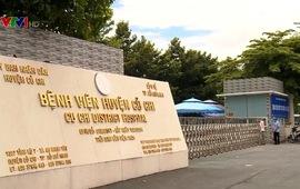 Thành lập bệnh viện dã chiến Củ Chi thu dung, điều trị bệnh nhân COVID-19