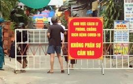 Đồng Nai phong tỏa chợ tại thành phố Biên Hòa liên quan ca nghi nhiễm COVID-19