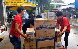 Phong tỏa 6 xí nghiệp, nhà máy, xưởng may ở TP Hồ Chí Minh để chống dịch COVID-19