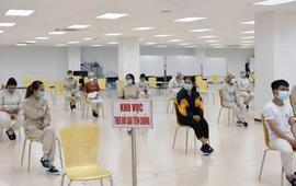 TP Hồ Chí Minh dự kiến hoàn thành tiêm vaccine ngừa COVID-19 'thần tốc' vào 26/6