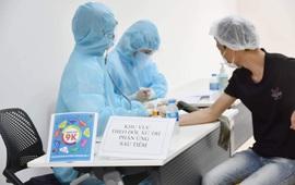 Lưu ý quan trọng với những người sắp tiêm vaccine phòng COVID-19