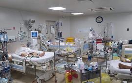 Có 169 bệnh nhân COVID-19 nặng, nguy kịch và 13 trường hợp can thiệp ECMO