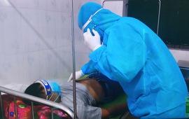 2 bệnh nhân COVID-19 người Hà Tĩnh diễn biến nặng, phải thở máy