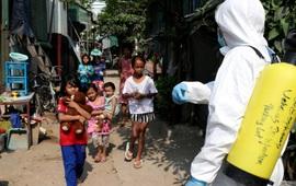 Campuchia hoàn thành tiêm vaccine COVID-19 tại thủ đô Phnom Penh