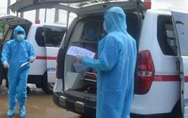 Thái Bình: Thêm 1 phụ xe dương tính với SARS-CoV-2
