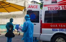 TP. Hồ Chí Minh hướng dẫn điều chuyển F0 đến bệnh viện và mô hình tháp 5 tầng