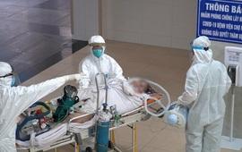 Bộ Y tế yêu cầu TP. Hồ Chí Minh tăng cường quản lý, điều trị ca bệnh COVID-19
