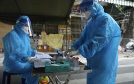 Sáng 24/7: Hà Nội ghi nhận thêm 9 trường hợp dương tính với SARS-CoV-2