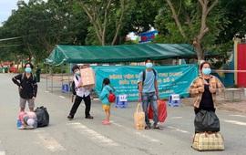 TP. Hồ Chí Minh: Thêm 2.046 bệnh nhân COVID-19 được xuất viện trong 1 ngày