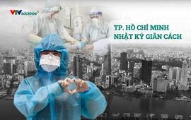 TP. Hồ Chí Minh - Nhật ký giãn cách ngày 23/7