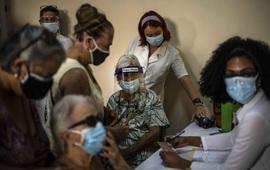 Tăng mạnh số ca nhiễm mới ở khu vực Mỹ Latin và Caribe