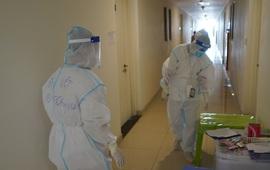 Đã có 730 bệnh nhân ở Bệnh viện Dã chiến số 8 TP. Hồ Chí Minh được xuất viện