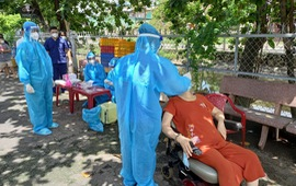 Đánh chặn COVID-19 ở cửa ngõ TP. Hồ Chí Minh