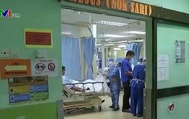 Số ca tử vong ở Malaysia cao nhất từ đầu dịch