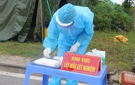Phú Thọ phát hiện 4 ca dương tính với SARS-CoV-2