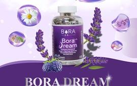 Xua tan nỗi lo mất ngủ, ngủ không giấc với TPBVSK Bora Dream