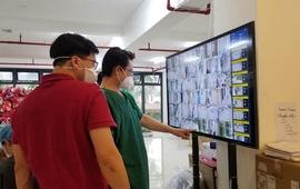 Chọn Bệnh viện Dã chiến số 13 TP. Hồ Chí Minh để thiết lập Trung tâm Hồi sức COVID-19