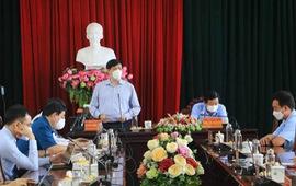 Bộ Y tế điều 3 lãnh đạo các bệnh viện tuyến Trung ương tới Vĩnh Long hỗ trợ điều trị bệnh nhân COVID-19