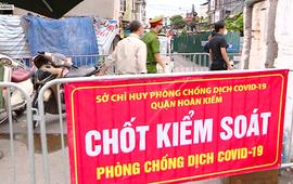 Trưa 1/8: Hà Nội ghi nhận 39 ca dương tính, trong đó 35 ca tại cộng đồng