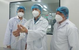 Bộ Y tế mong muốn Việt Nam sớm có vaccine do trong nước sản xuất