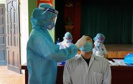 Phát hiện 1 ca cộng đồng tại quận Hoàng Mai, Hà Nội thêm 3 ca mắc COVID-19 sáng 20/9