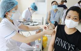 Hà Nội đã tiêm hơn 5,5 triệu mũi vaccine phòng COVID-19