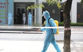 Sáng 16/9, Hà Nội chỉ ghi nhận 1 ca mắc COVID-19 mới tại khu cách ly