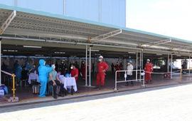 Bà Rịa - Vũng Tàu ghi nhận thêm 92 ca dương tính với SARS-CoV-2