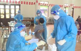 Phát hiện ca cộng đồng là nhân viên y tế Bệnh viện Trung ương Quân đội 108, Hà Nội ghi nhận 10 ca trong ngày 22/10