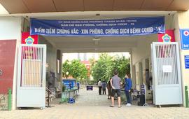48h qua: Hà Nội không ghi nhận ca mắc COVID-19 mới