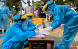 Quảng Nam: Các ca mắc COVID-19 vẫn tập trung ở huyện Phước Sơn, Nam Giang