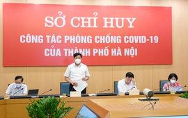 Thứ trưởng Bộ Y tế Đỗ Xuân Tuyên: Hà Nội cần cảnh giác với biến thể Delta, chú trọng phòng chống dịch từ các khu công nghiệp