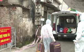 Khẩn trương khoanh vùng truy vết các trường hợp liên quan đến ca bệnh mới tại phường Kiến Hưng