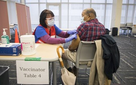 Hơn 6 tỷ liều vaccine COVID-19 đã được tiêm trên toàn cầu