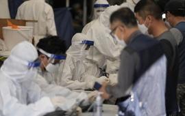 Lào đối mặt nguy cơ bùng dịch trên diện rộng, Hàn Quốc lần đầu tiên ghi nhận trên 3.000 ca mắc/ngày