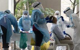 Số ca COVID-19 cộng đồng ở Lào tăng 10 lần trong 1 tháng, Hàn Quốc sẽ tiêm mũi bổ sung cho một số nhóm dân cư