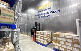 VNVC bàn giao hơn 1,3 triệu liều vaccine AstraZeneca cho Bộ Y tế